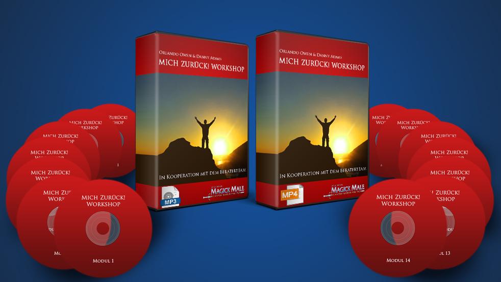 Online-Programme: Mich zurück Gewinnen Logo