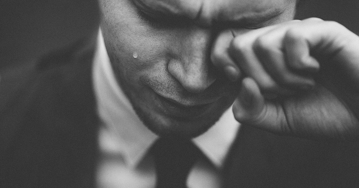 Gefühle zeigen - ein Tabu für echte Männer