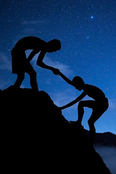 Verantwortung für andere
